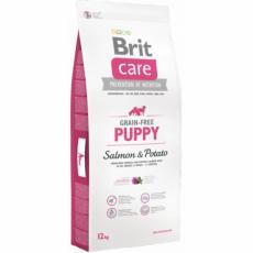 Brit Care Dog Grain-free Puppy Salmon & Potato 12 kg
