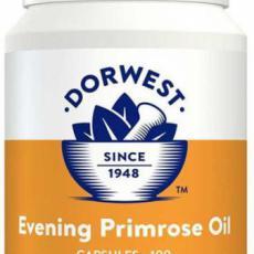 Dorwest - Pupalkový olej - 100 kpsl (omega-6  mastné kyseliny na srst)