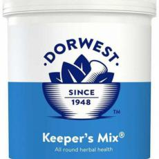 Dorwest - Keeper's Mix - prášek - 250 g (srst, trávení, zdraví)