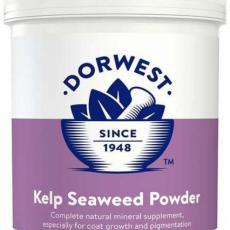 Dorwest - Mořská řasa Kelp - prášek - 250 g (srst a pigmentace)