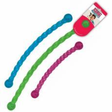 Hračka guma Safestix Hůlka kroucená Kong small 30 cm