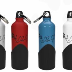 Láhev na vodu H2O2GO - 750 ml