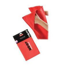 Ručník pro psa z mikrovlákna červený 50x70cm