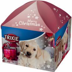 Vánoční dárková krabice pro psy Trixie