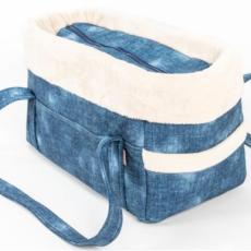 Cestovní taška  JEANS 40 cm