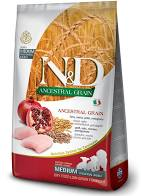 N&D Low Grain Dog Puppy Chicken & Pom. 12 kg