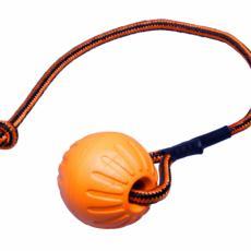 FOAM míček se šňůrou 7cm x 48 cm