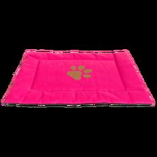 Nylonová podložka obdélník, různé barvy 70 x 50 cm