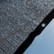 Náhled  Cestovní stínící ALU THERMO SÍŤ 430 x 300 cm