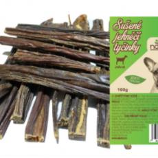Jehněčí tyčinky sušené NATURECA 100g