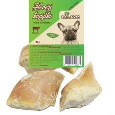 Hovězí kopýtko plněné ovčím tukem NATURECA 3ks