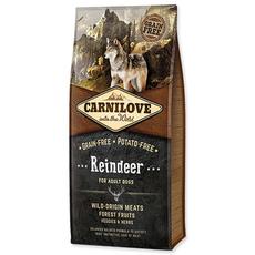 CARNILOVE Reindeer for Adult (12kg)