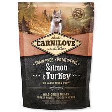 Carnilove - BRIT CARNILOVE Salmon & Turkey for Large Breed Puppy (1,5kg)