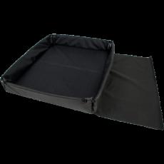 Cestovní skládací pelíšek 95x80 cm