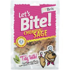 Brit Care DOG Let´s Bite Chompin´Sage NOVÝ 150 g