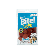 Brit Care DOG Let´s Bite Loops NOVÝ 80 g