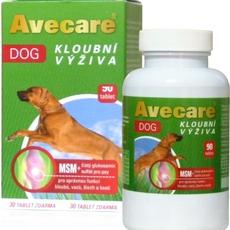 Avecare Dog kloubní výživa pro psy MSM+Glukosamin 90 tablet