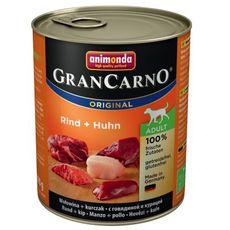 GranCarno Adult hovězí & kuře 800g
