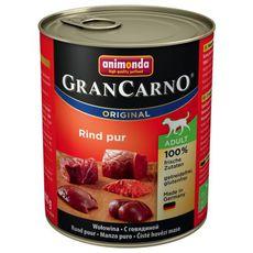 GranCarno Adult čisté hovězí maso 800g