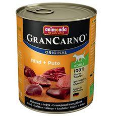 GranCarno Adult hovězí & krůta 800g