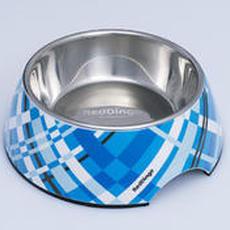 Red Dingo miska - BLUE s vyjímatelnou nerezovou miskou 175 ml