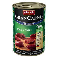 GranCarno Adult hovězí & zvěřina 400g