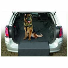 Ochranný přehoz do zavazadlového prostoru - černý