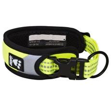 Náhled  Obojek Safety 25-35cm reflexní žlutý/oranžový
