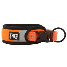 Náhled  Obojek Safety 55-65cm reflexní žlutý/oranžový