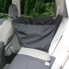 Ochranný potah do auta jednosedačkový s bočnicemi